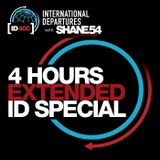 Shane 54 - International Departures 400