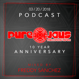 March 20-2018 (DJ Freddy Sanchez ) M.M.W - P.J.R 10 Years - Show Case
