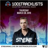 Styline - 1001Tracklists LIVE: Miami Rooftop Sessions