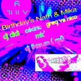 PART.2 BIRTHDAY'S NATH & MIKA 6-7-19