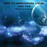 TRIP TO EMOTIONAL LAND VOL 115   - Visionary -
