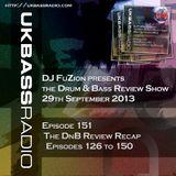 Ep. 151 - Review Show Recap, Episodes 126 to 150