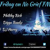 Funky Friday Guest Mix Philthy Rich on No Grief FM.