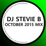 @djstevieb - October 2015 Mix