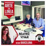 Arte en línea - 15/01/19 - Madrid - Oriana Favaro - Héctor Díaz - Carina Expósito