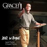 Joel Wayne on Spiritual Leadership 2.13.18