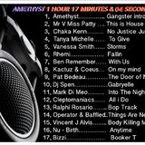 Amethyst 18th Jan 50 Shades of House extended Soulful House/ Deep House /House /& Garage Mix 2016
