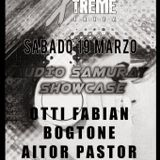 Audio Samuray Showcase peresents BOGTONE @ X-treme Underground Ibiza 19.03.2016