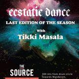 Ecstatic Dance Tikki Masala The Source Arambol India 31-03-2017 closing season