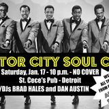 MCSC: Adrian Small - Rare Northern soul set 2 - Jan. 17, 2015 - St. Cece's, Detroit