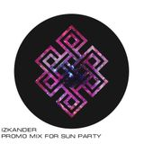 Izkander - Promo mix for Sun Party 27-05-15