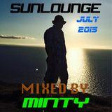 SUNLOUNGE MIX 2015 - DJ MINTY