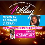 RAMPAGE - 4 PLAY, LIQUID COLCHESTER MIX PART 2