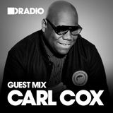 Defected Radio Show: Guest Mix by Carl Cox - 02.06.17