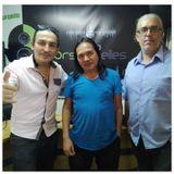Venarock junto a El loco Cervantes, Deimos y  Schenique Camargo