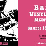 Marvina MarVYNILA / Barbote Vynil Market # 4 / Platine Gauche Qui Sautille Sorry /