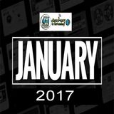Mammoth Monthly Playlist - January 2017
