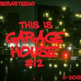 This Is GARAGE HOUSE #12 - November 2018