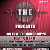 Out Now: THE Trance Top 25 - June 2014