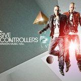 Kasparov & Evil Activities & Noisecontrollers - Live @ X-Qlusive Noisecontrollers  (21-01-2012)