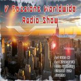 V Sessions Worldwide #224 Mixed by Joanna Special