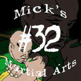 MMA#32 Gary Hoptroff: Bend but don't break