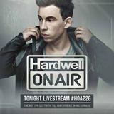 Hardwell- On Air 226