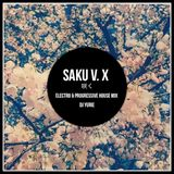 Saku V. X (Electro & Progressive House Mix)