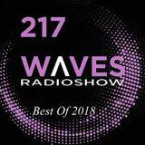 WΛVES #217 - BEST OF 2018 by FERNANDO WAX - 30/12/2018