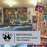 UV Funk 022: Max Graef & Nano Nansen / Nixon & Stogram