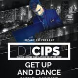 DJ CIPS @ PODCAST RADIO IMPACT FM (9 FEBRUARIE 2017)