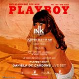 Dany Cardone LIVE - PLAYBOY NIGHT - INK, Buenos Aires