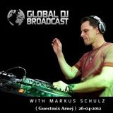 Global DJ Broadcast with Markus Schulz (Guestmix Arnej)