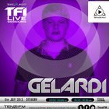 Trance for Infinity Live Sessions: Gelardi Guestmix (06-07-2013)