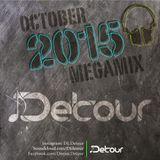 DJ Detour October 2015 MegaMix