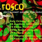 ROSCO ~ Give Peace Another Chance Live on Tour in Italy