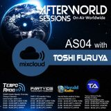 Afterworld Session 04 with Toshi Furuya
