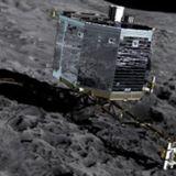 Bloque Beatriz García - Cometizaje: Misión Rosetta con el módulo Philae