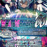 Whatever Waves #3 Super Ravecore My Bangface Set