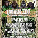 Cesar del Rio @ Urban Zoo Ibiza ( Sa Posessio) 2017