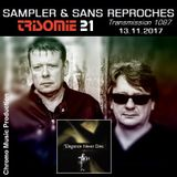 "RADIO S&SR Transmission n°1087 -- 13.11.2017 (Top Of The Week ""TRISOMIE 21"")"
