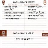 The C60 Mixtape Show 13th June 2017