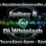 Liquid Sessions Radio vol7 (Spikey B)