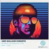 One Million Sunsets 1st February 2016