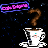CAFE ENIGMA - CURSED, HEXED, HAUNTED