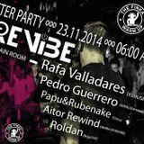 Rafa Valladares La Finka Revive Morning set
