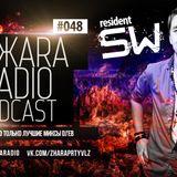 ЖARA Radio Podcast №48 (Week 06.03.14) Mixed By SW