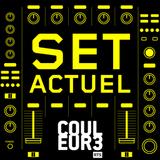 """Couleur3 """"Set Actuel"""" Radio Show"""