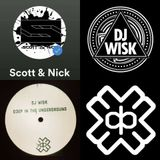 SCOTT & NICK X DJ WISK : D3EP IN THE UNDERGROUND **D3EP RADIO NETWORK**