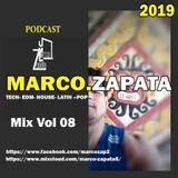 MarcoZapta - Dance With Me EDM-House Podcast 2019 Mix Vol 08